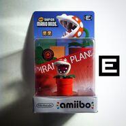 Amiibo fanmade Planta Piraña