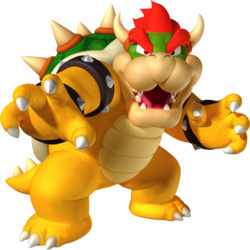 Bowser en New Super Mario Bros. 2