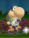 Patrón Inkling chico - Poochy & Yoshi's Woolly World