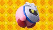 Poder amiibo Meta Knight - Kirby y el Pincel Arcoíris