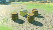 """Barriles de recompensa en """"The Legend of Zelda - Breath of the Wild"""""""