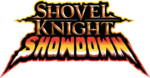 Logo de Shovel Knight Showdown