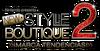 Logo de Nintendo presenta New Style Boutique 2 ¡Marca tendencias!