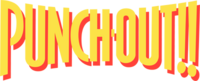 Logo de Punch-Out! (NES)