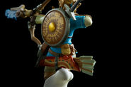 Imagen promocional Link arquero 4 - Serie The Legend of Zelda