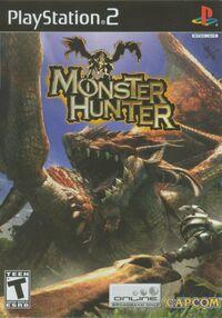 Caja de Monster Hunter (América)