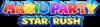 Logo de Mario Party Star Rush