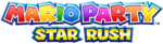 Logo de Mario Party Star Rush