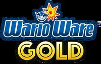 Logo de WarioWare Gold