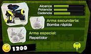 Pistola de élite (réplica)