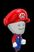 Traje de Mario - Miitopia