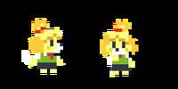 Traje de Canela - Super Mario Maker