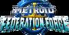 Logo de Metroid Prime - Federation Force