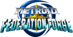 Logo de Metroid Prime - Federation Force