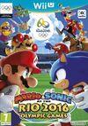 Caja de Mario & Sonic en los Juegos Olímpicos Rio 2016 (Wii U) (Europa)