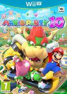 Caja de Mario Party 10 (Europa)