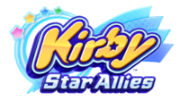 Logo de Kirby Star Allies