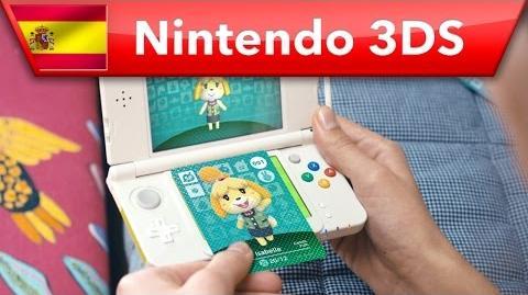Animal Crossing Happy Home Designer ¿Quieres invitar a tus amiibo a tu pueblo (Nintendo 3DS)