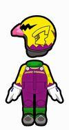 Atuendo de Wario - Mario Kart 8