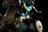 Imagen promocional Link jinete 4 - Serie The Legend of Zelda