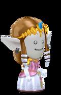 Traje de Zelda - Miitopia