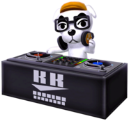 Espíritu DJ KeKe - Super Smash Bros. Ultimate