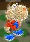 Patrón Aldeano - Yoshi's Woolly World
