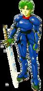 Artwork Alm - Fire Emblem Gaiden