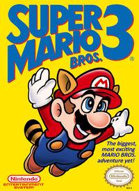 Caja de Super Mario Bros. 3