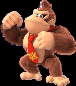 Donkey Kong en Super Mario Party