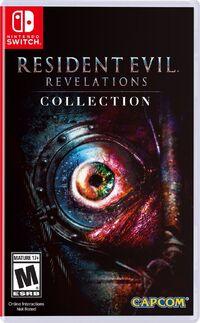 Caja de Resident Evil Revelations Collection (América)
