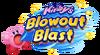 Logo de Kirby's Blowout Blast
