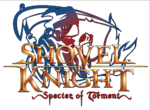 Logo de Shovel Knight - Specter of Torment