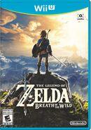 Caja de The Legend of Zelda - Breath of the Wild