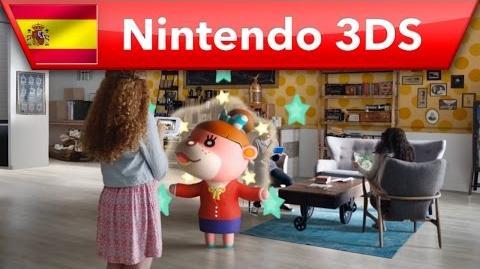 Animal Crossing Happy Home Designer Crea el pueblo de tus sueños con amiibo (Nintendo 3DS)