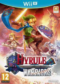 Caja de Hyrule Warriors (Europa)