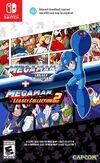 Caja de Mega Man Legacy Collection 1 + 2 (América)