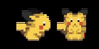 Traje de Pikachu - Super Mario Maker