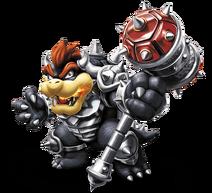 Dark Hammer Slam Bowser en Skylanders SuperChargers