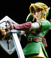 Imagen de detalles del amiibo de Link (Twilight Princess)