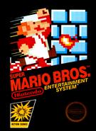 Caja de Super Mario Bros. (América)