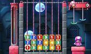 Boo en Puzle numérico - Mario Party Star Rush