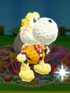 Patrón Canela (invierno) - Poochy & Yoshi's Woolly World