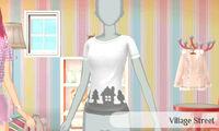 Pueblo sencillo - Nintendo presenta New Stlye Boutique 3 Estilismo para celebrities