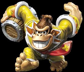 Turbo Charge Donkey Kong en Skylanders SuperChargers