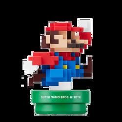 Amiibo Mario Colores Modernos - Serie 30 aniversario de Mario