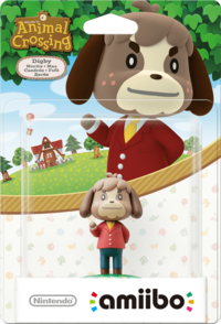 Embalaje europeo de Candrés - Animal Crossing Collection
