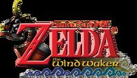 Logo de The Legend of Zelda - The Wind Waker