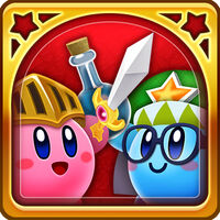 Icono de Team Kirby Clash Deluxe