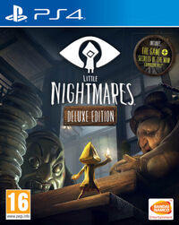 Caja de Little Nightmares Complete Edition (PlayStation 4) (Europa)